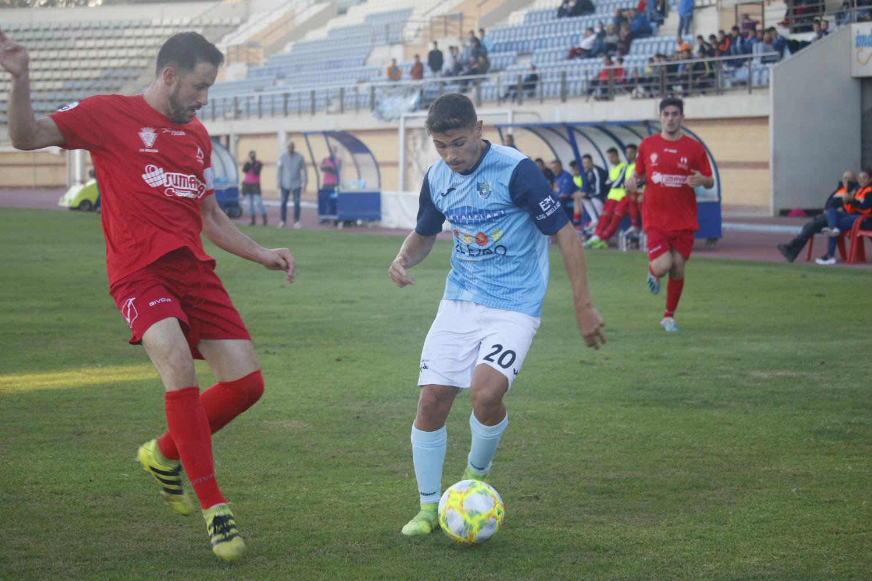 El CD El Ejido vuelve a ganar y se consolida como el equipo más en forma de la competición