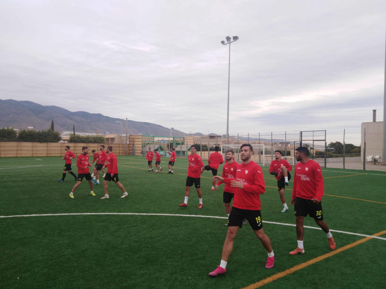 El primer equipo descansa este martes para empezar el miércoles la preparación ante el Real Jaén