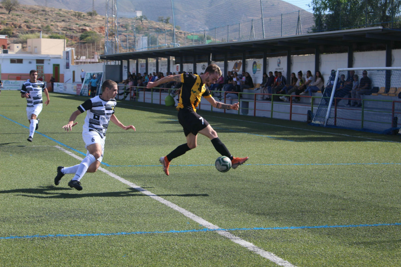El Berja CF jugará el domingo en Coín con el objetivo de demostrar que sigue mejorando