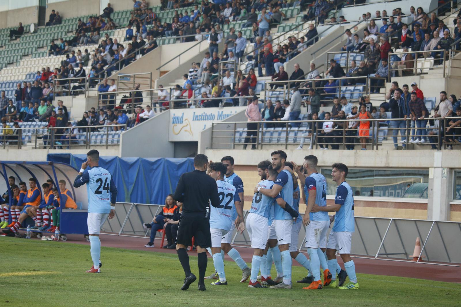 El CD El Ejido condena las conductas violentas en los campos de fútbol