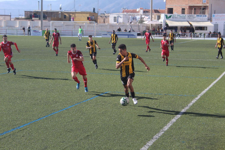 El Berja CF vuelve a la liga para iniciar la segunda vuelta convencido de sus posibilidades frente al FC Cubillas