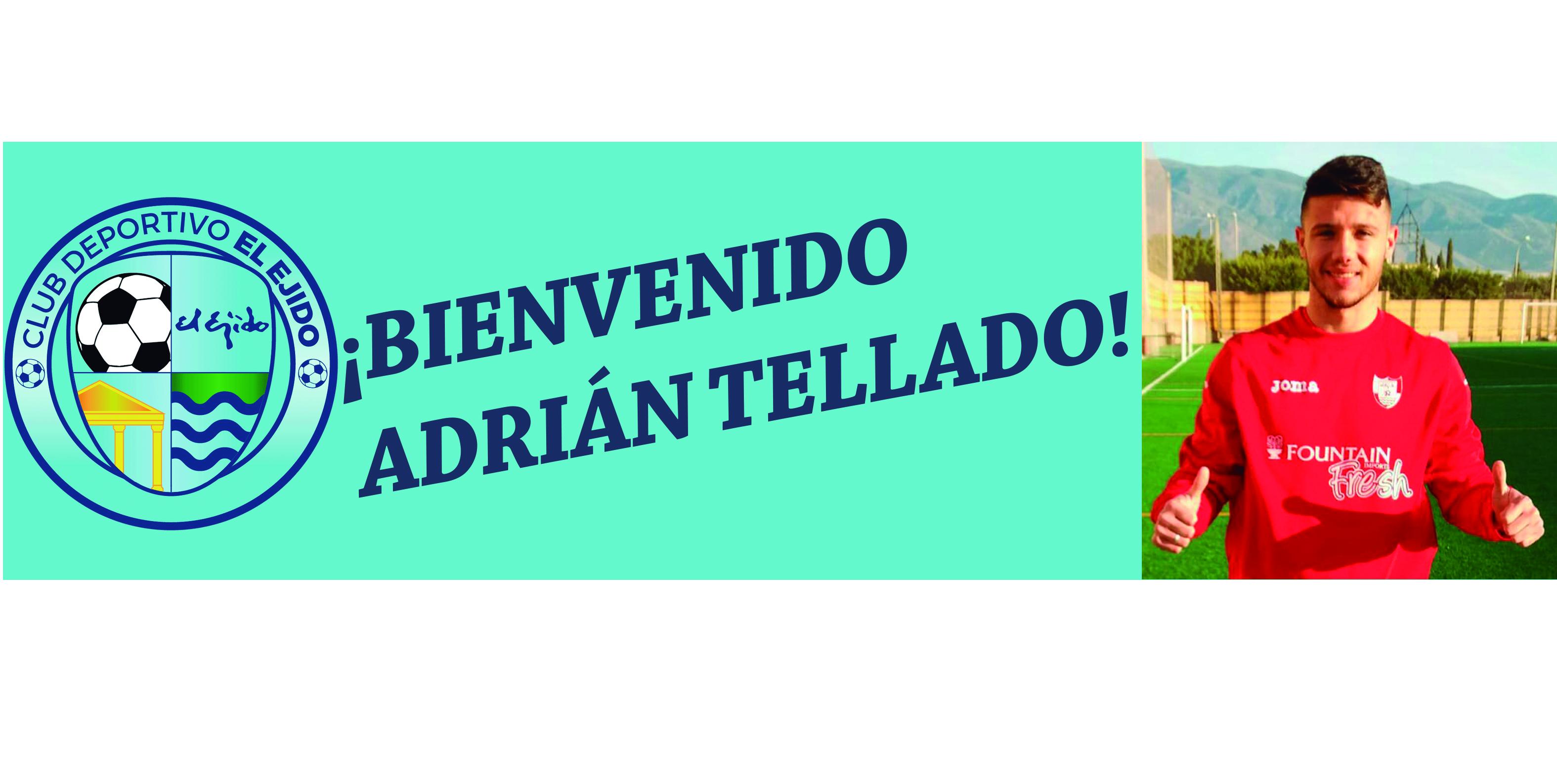 CD El Ejido y Betis acuerdan la cesión de Adrián Tellado