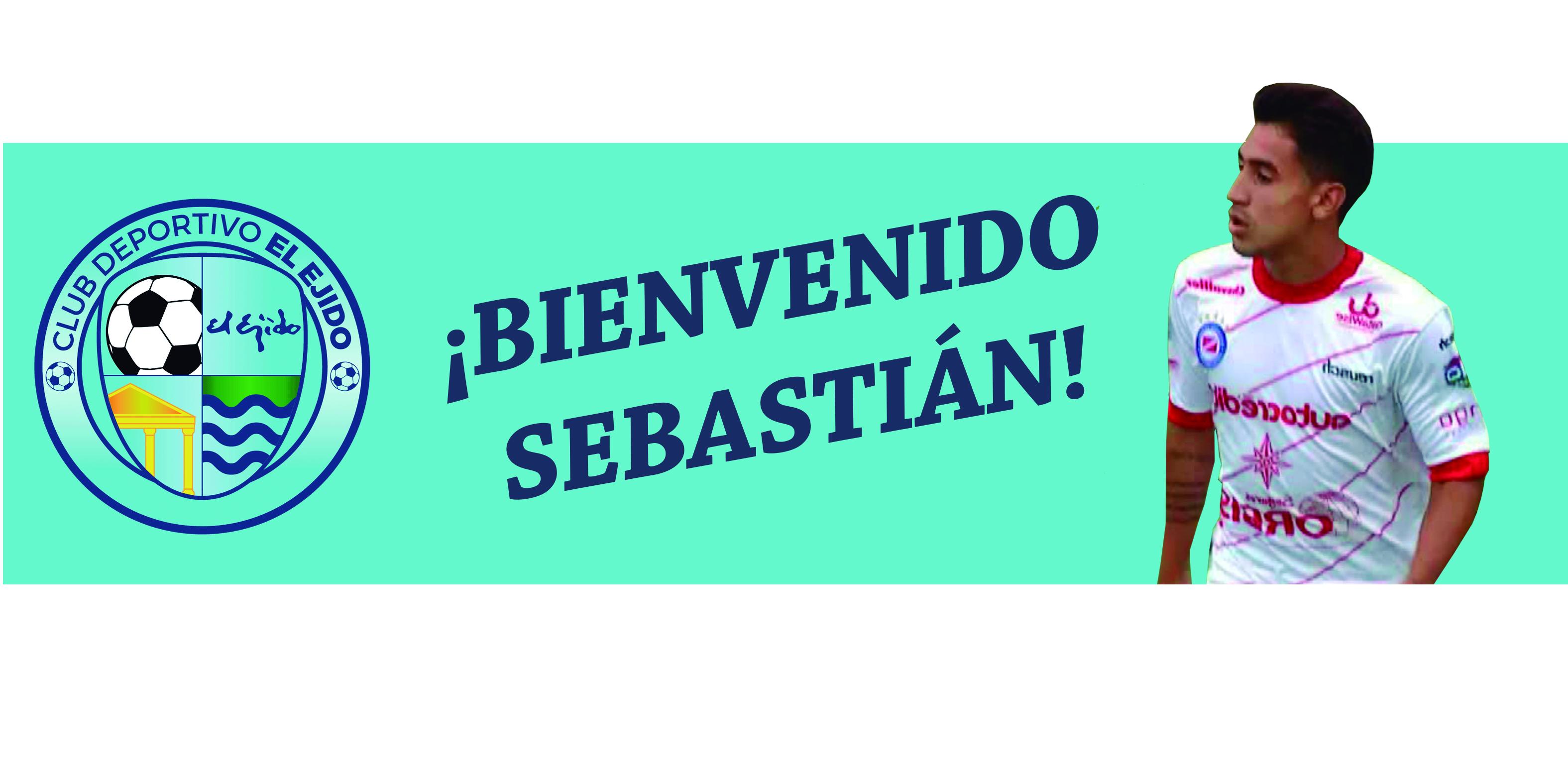 El CD El Ejido firma a Sebastián Riquelme