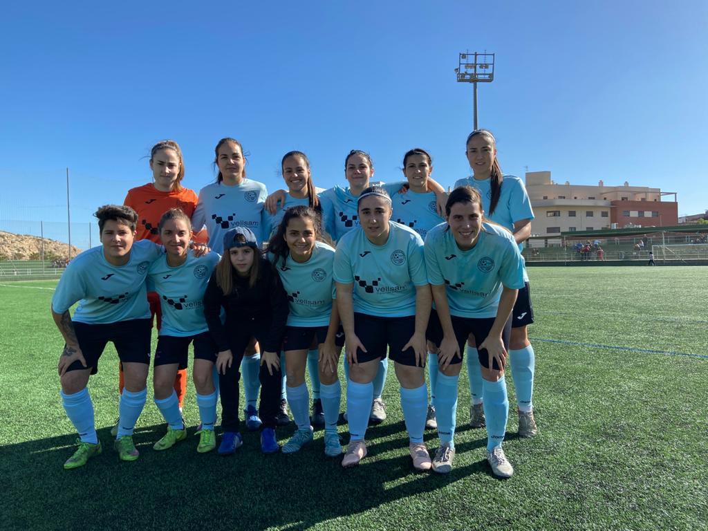 El CD El Ejido Femenino cae 2-1 ante La Cañada Atlético