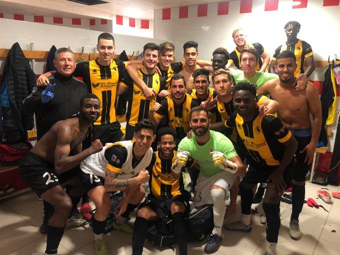 El Berja CF decide el partido en Casabermeja en los primeros 30 minutos con tres tantos y fortalece su trayectoria