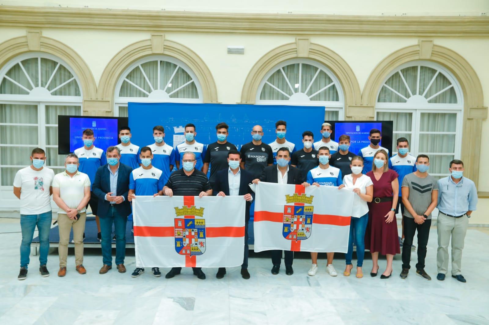 El CD El Ejido ofrece sus ascensos a la provincia de Almería