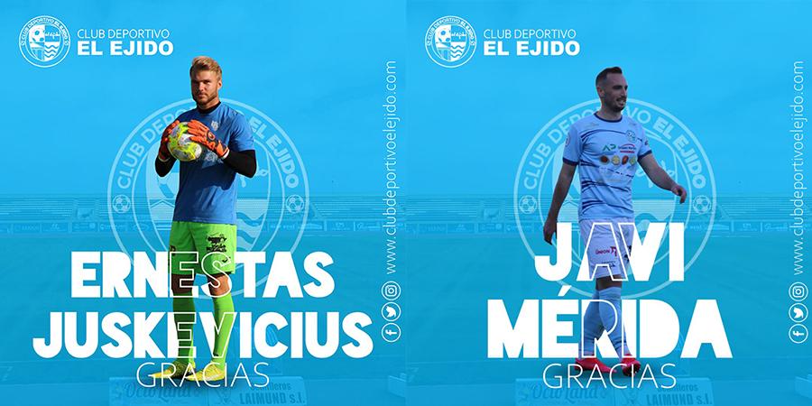 ¡Gracias y hasta pronto Ernesto y Javi Mérida!