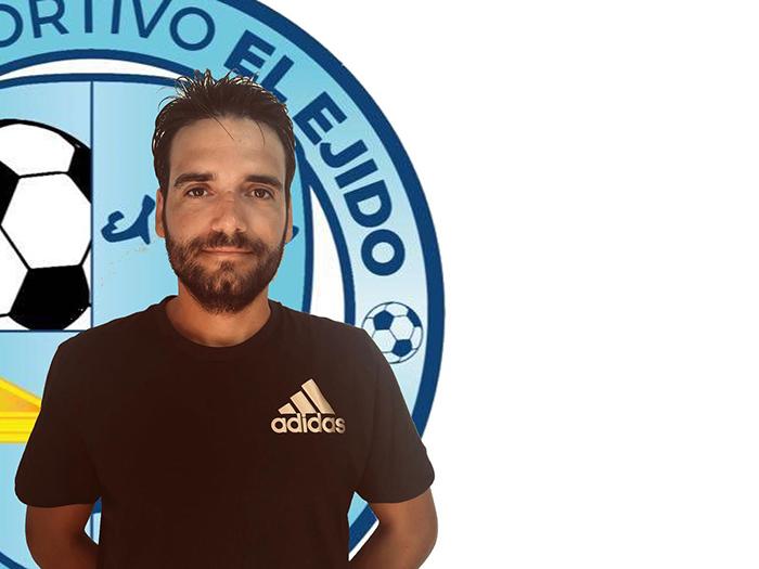 José Reyes, nuevo entrenador del Juvenil Segunda Andaluza