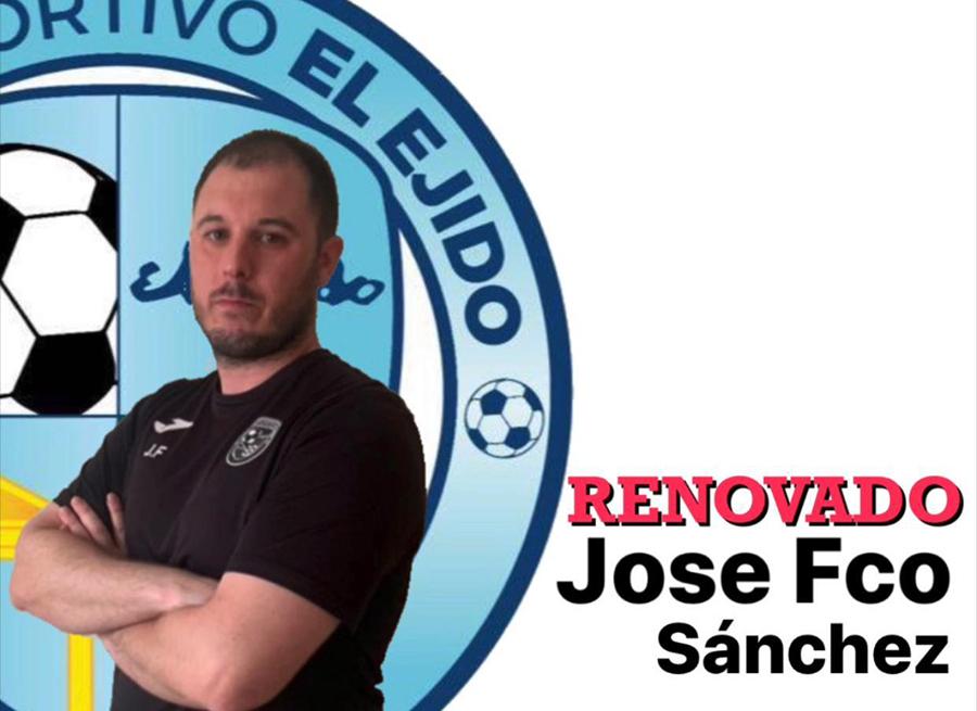 José Francisco Sánchez dirigirá al Cadete de Primera Andaluza