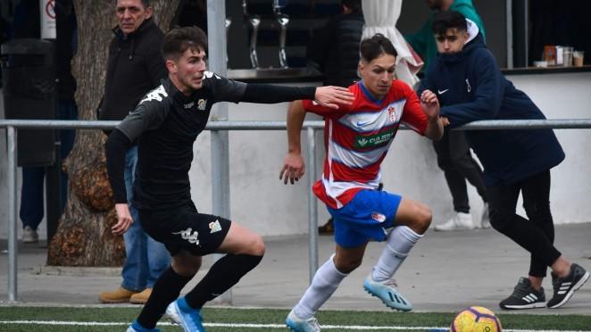 El CD El Ejido incorpora al extremo Bryan Zaragoza