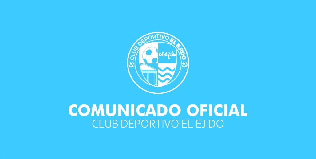 El CD El Ejido agradece a la Peña Nuestro Poli que quiera convertirse en peña oficial