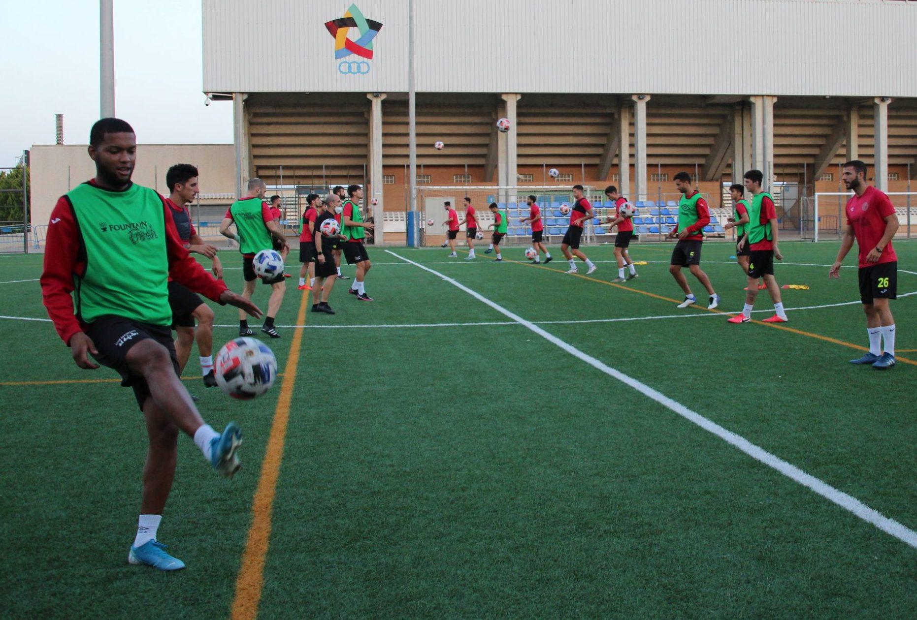 El CD El Ejido visita al Motril CF en partido preparatorio