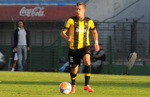 El lateral uruguayo Gianni Rodríguez firma con el CD El Ejido