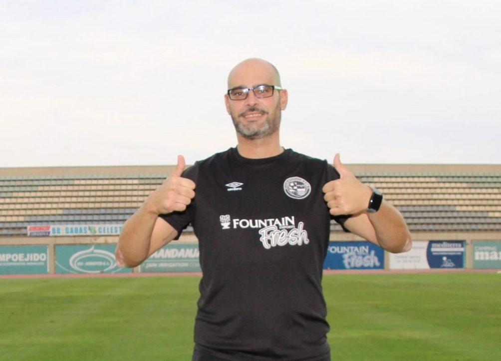 Dani Martínez continuará con delegado del primer equipo