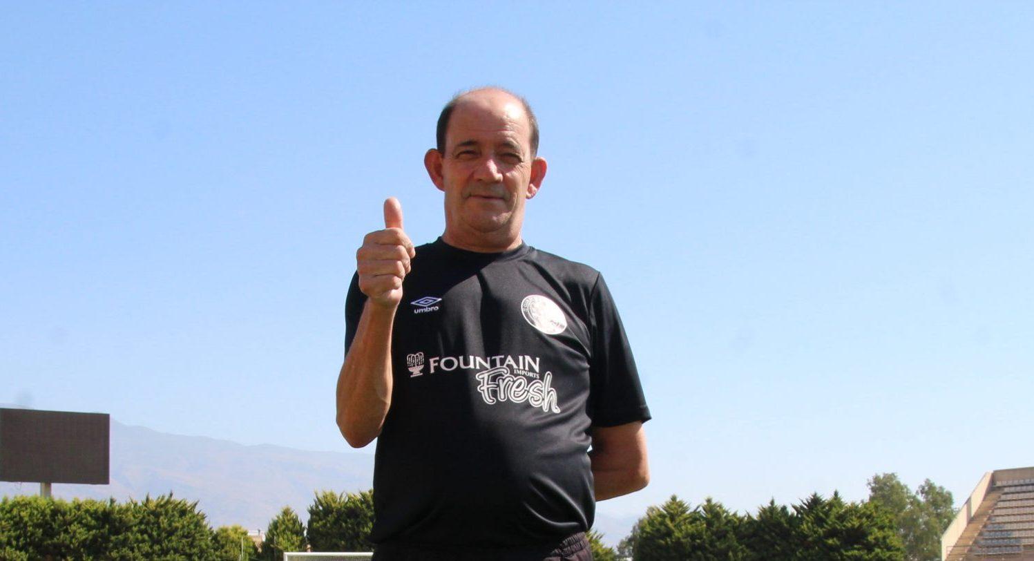Juan Acién, más que un utillero para el CD El Ejido