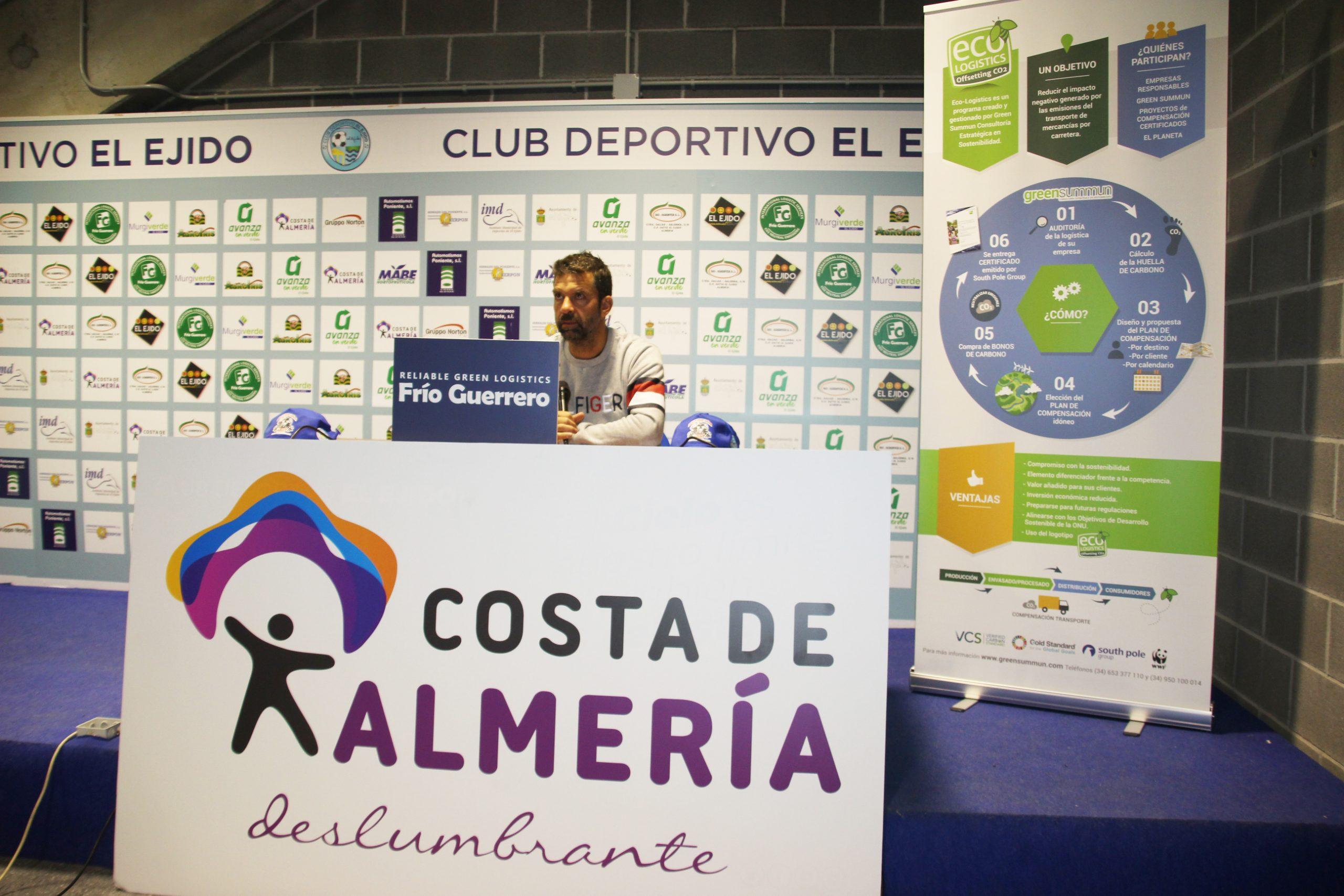 El CD El Ejido busca la segunda victoria frente al Yeclano Deportivo