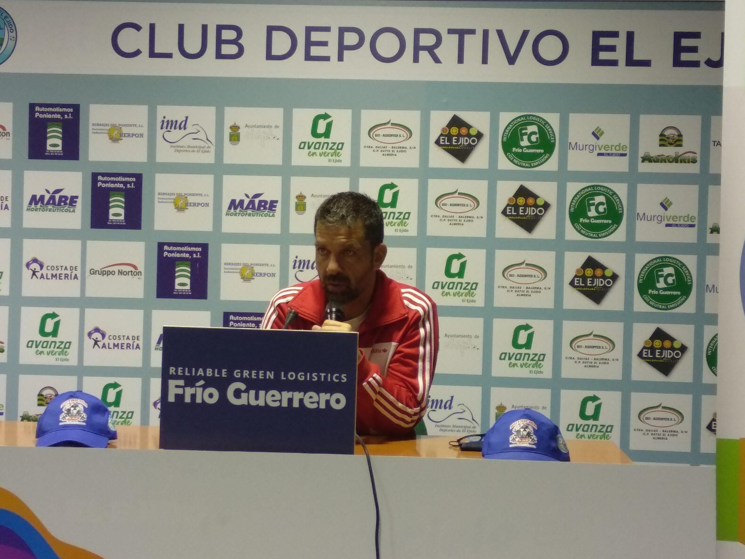 El CD El Ejido a recuperar la senda victoriosa ante el Sevilla Atlético
