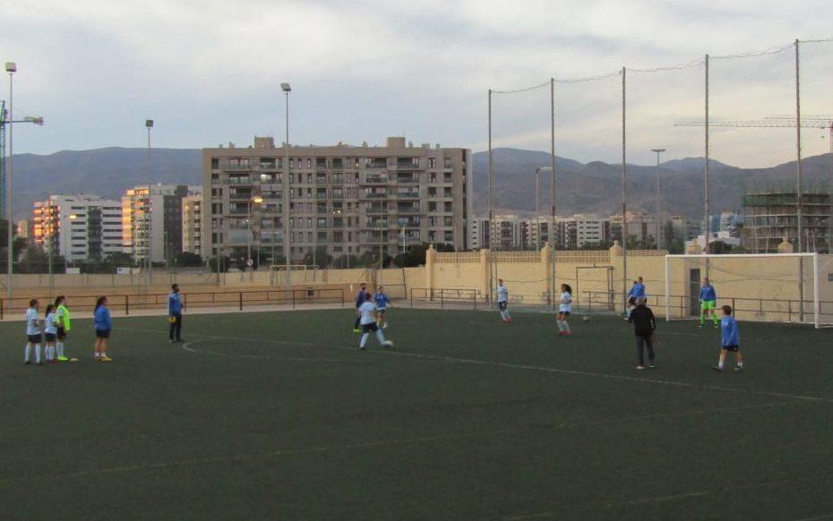 Victoria a domicilio del Sénior Femenino 1-2 ante El Zapillo