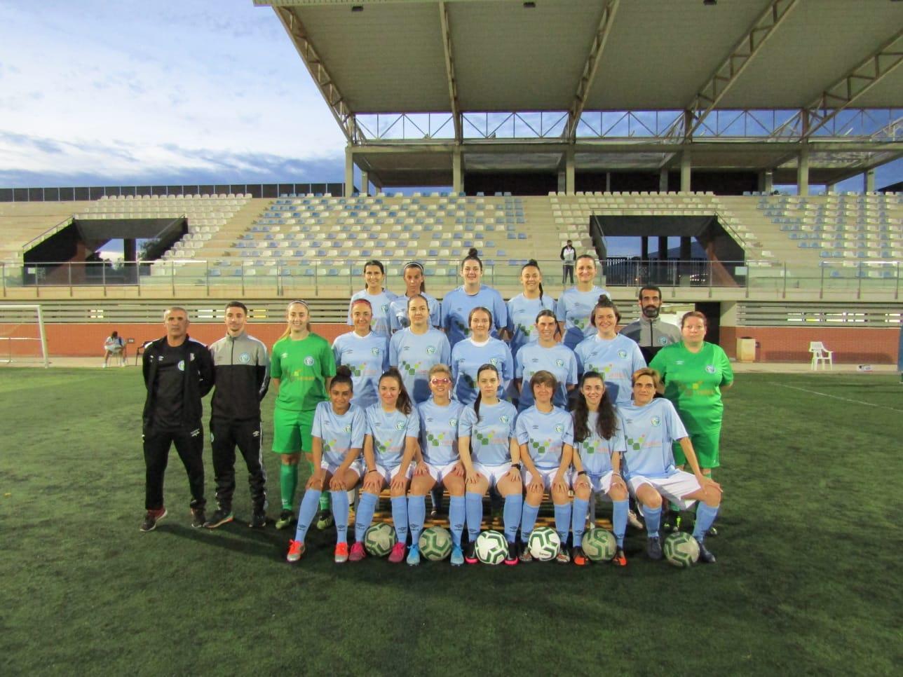 El Sénior Femenino se impone 5-1 al CD Oriente