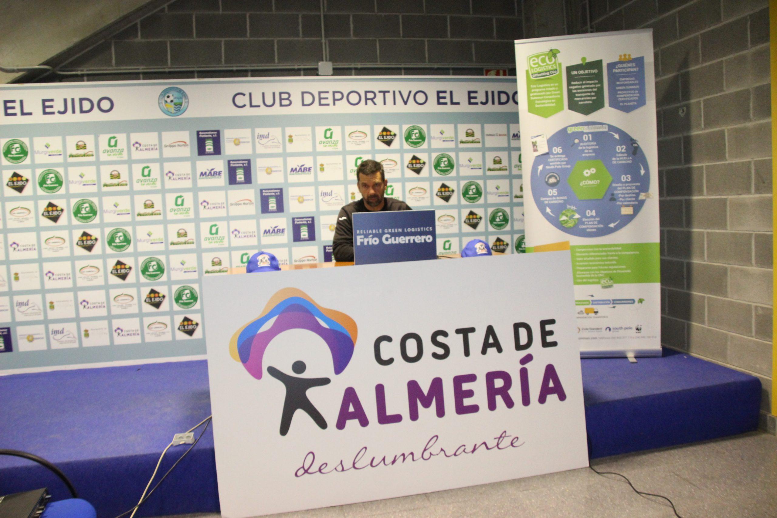 El CD El Ejido, a por los tres puntos este domingo en Córdoba