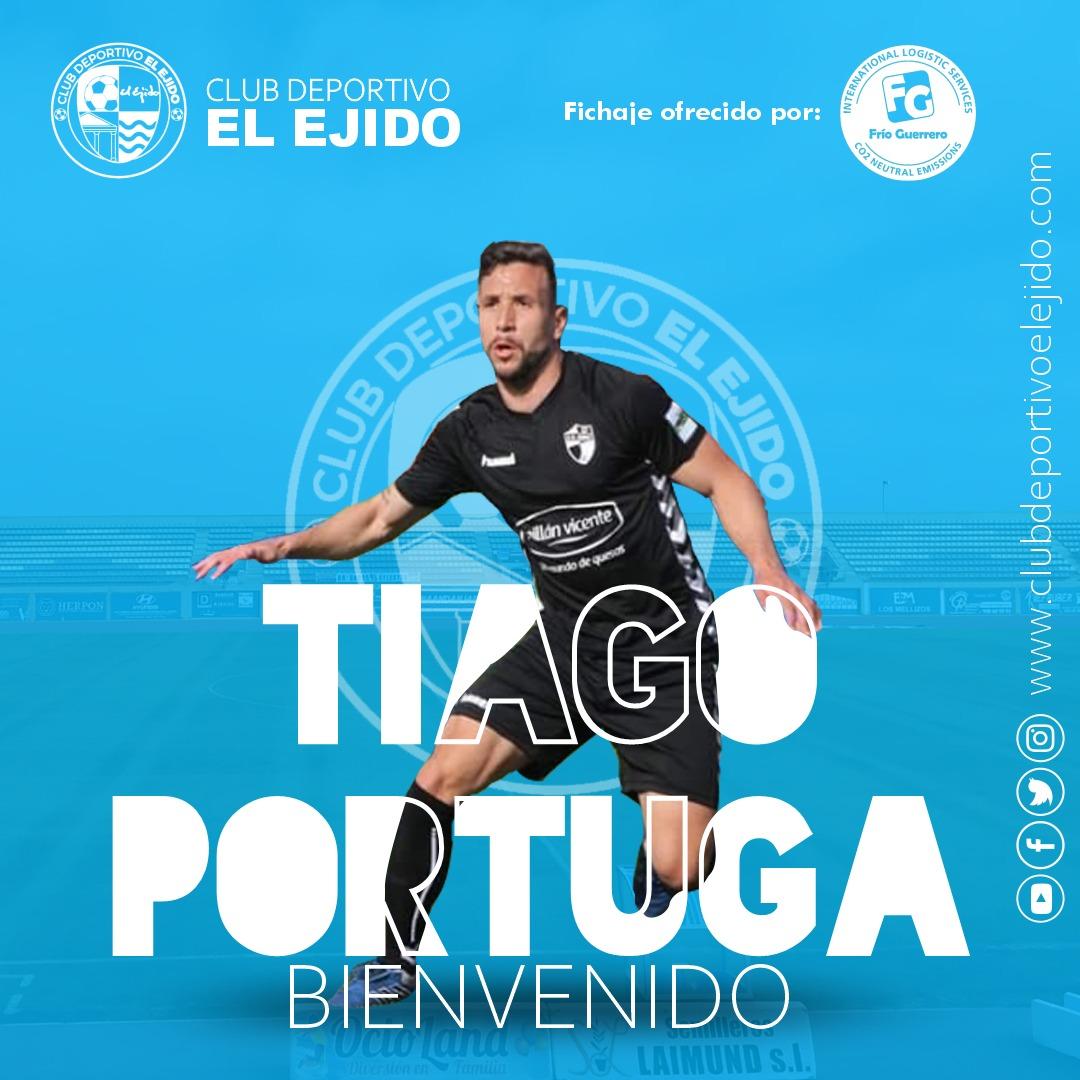 Refuerzo a la línea defensiva con Tiago Portuga
