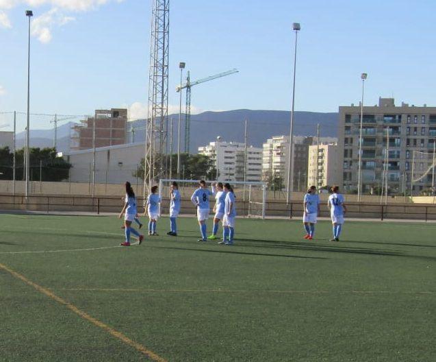 El Sénior Femenino cae 4-1 ante la UD Almería