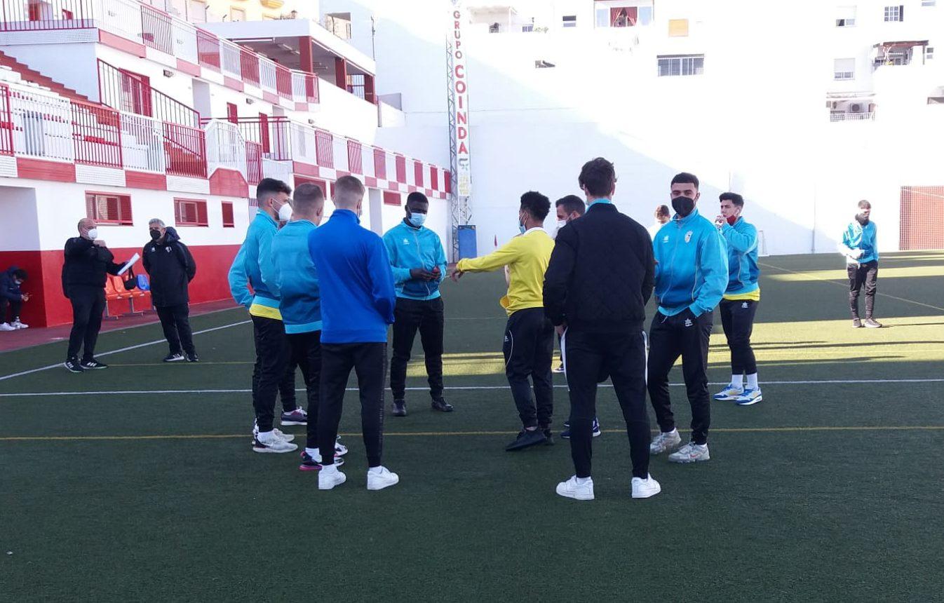 Un único gol resuelve el encuentro entre Coín y Berja CF