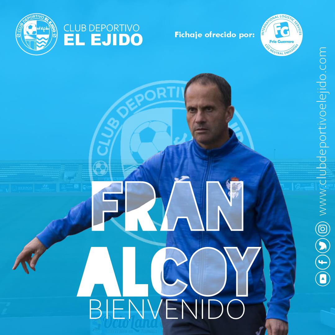 Fran Alcoy toma las riendas del equipo celeste