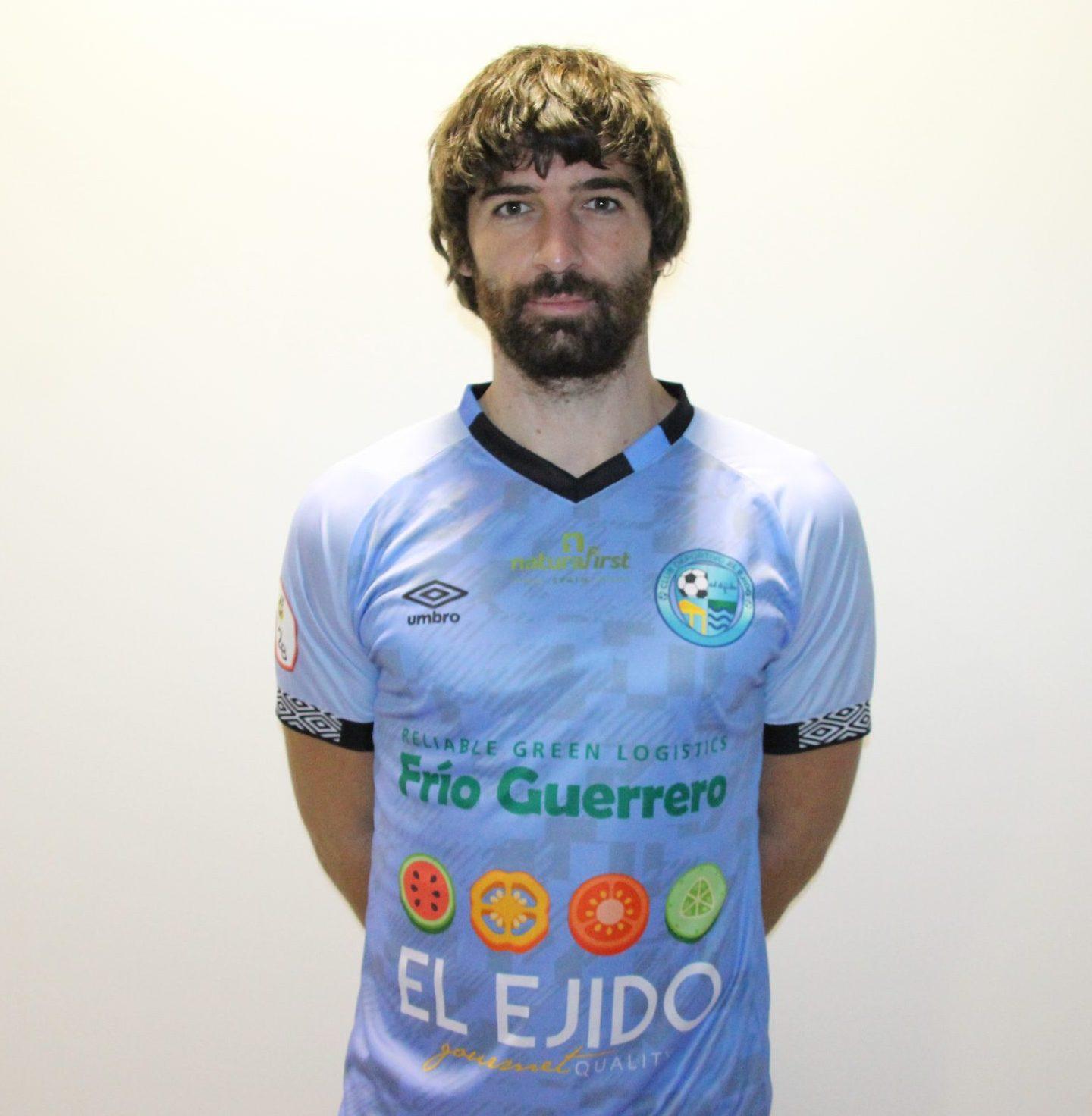Víctor Pérez refuerza la medular celeste