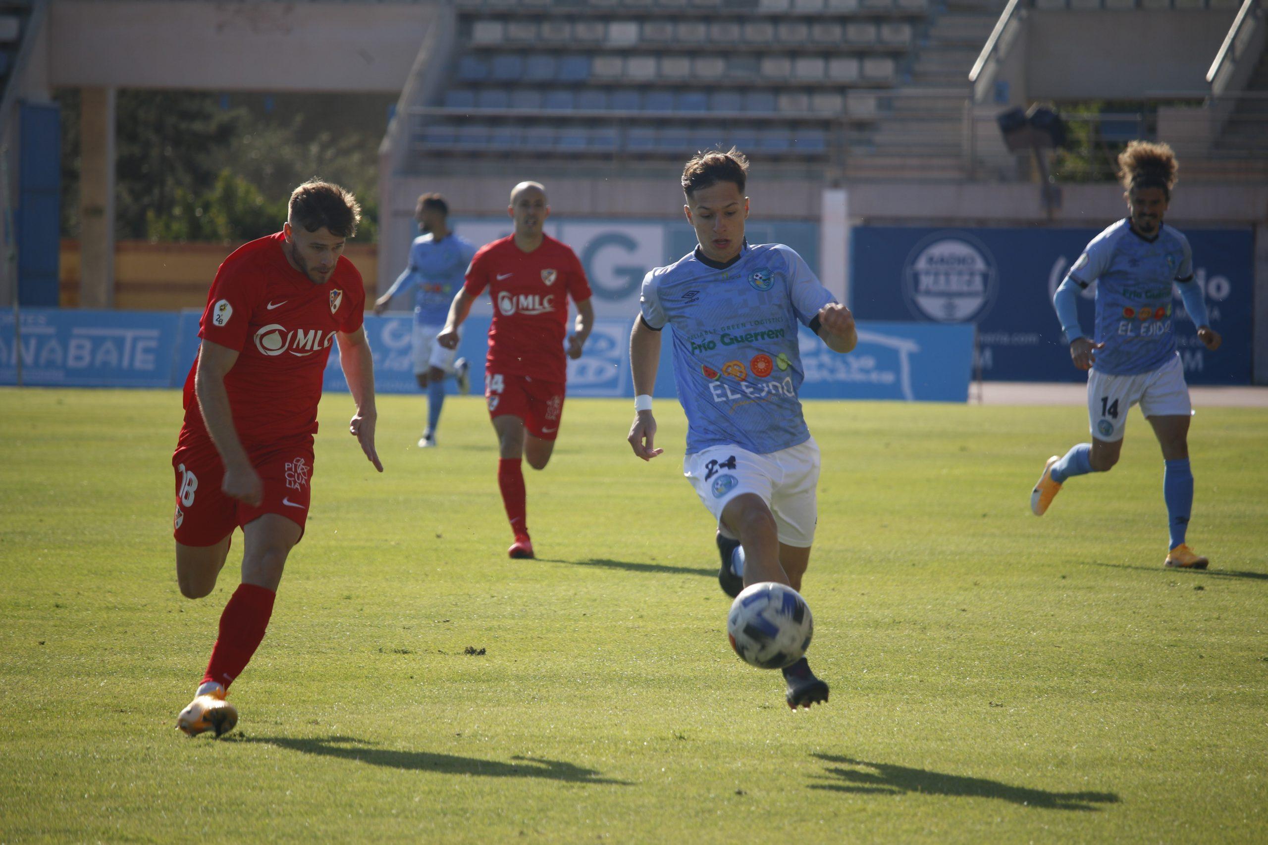 Bryan Zaragoza pasa al primer equipo del CD El Ejido