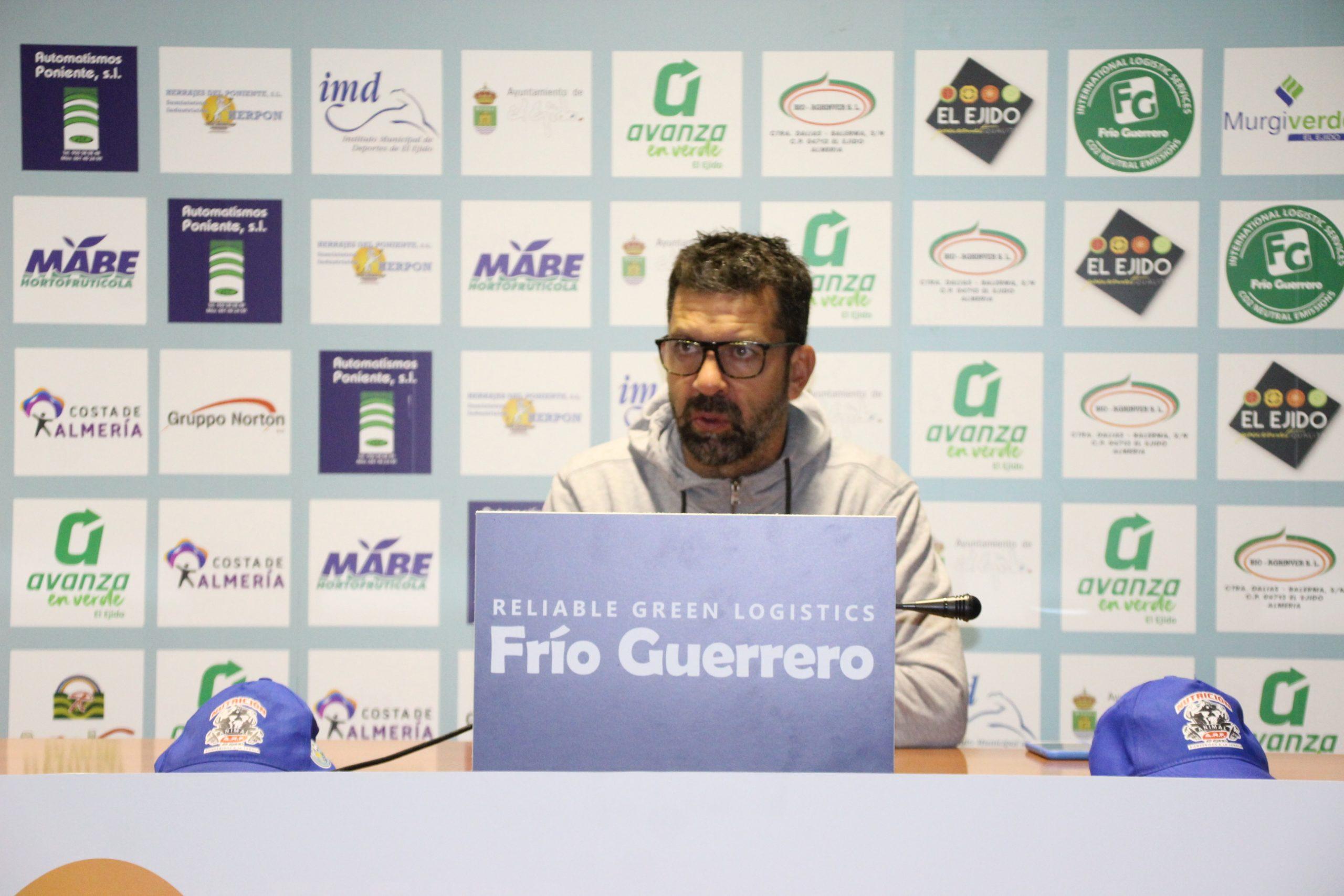Un renovado CD El Ejido saltará a por todas frente al Real Murcia