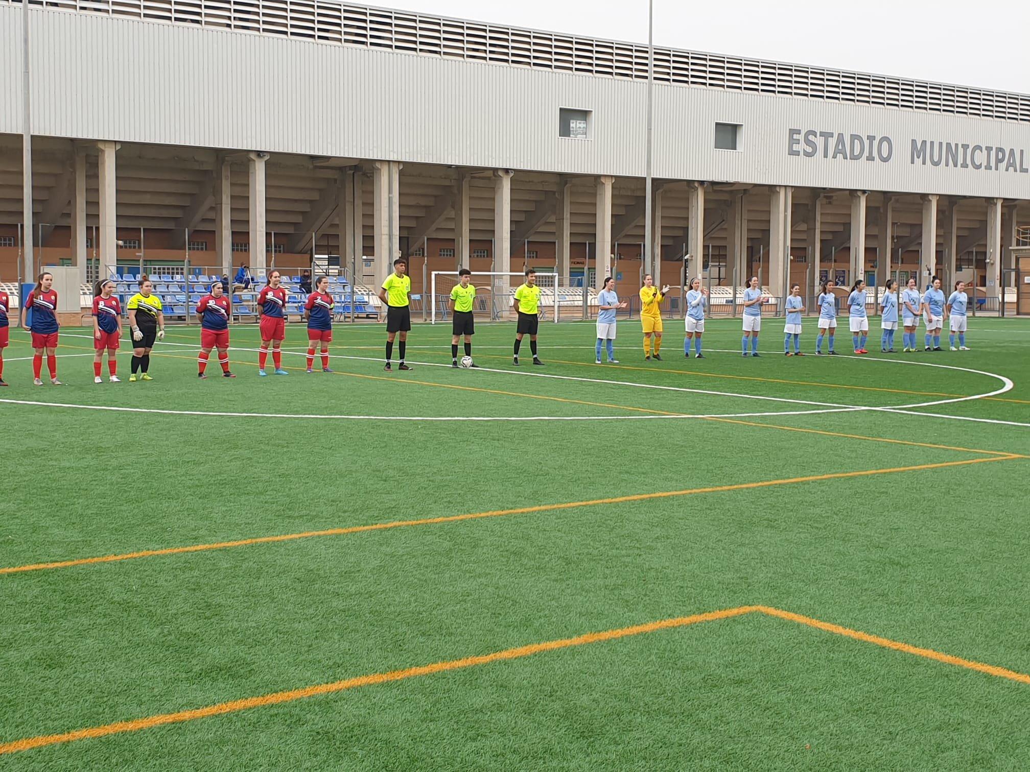 Victoria del Sénior Femenino 3-1 ante el Zapillo At