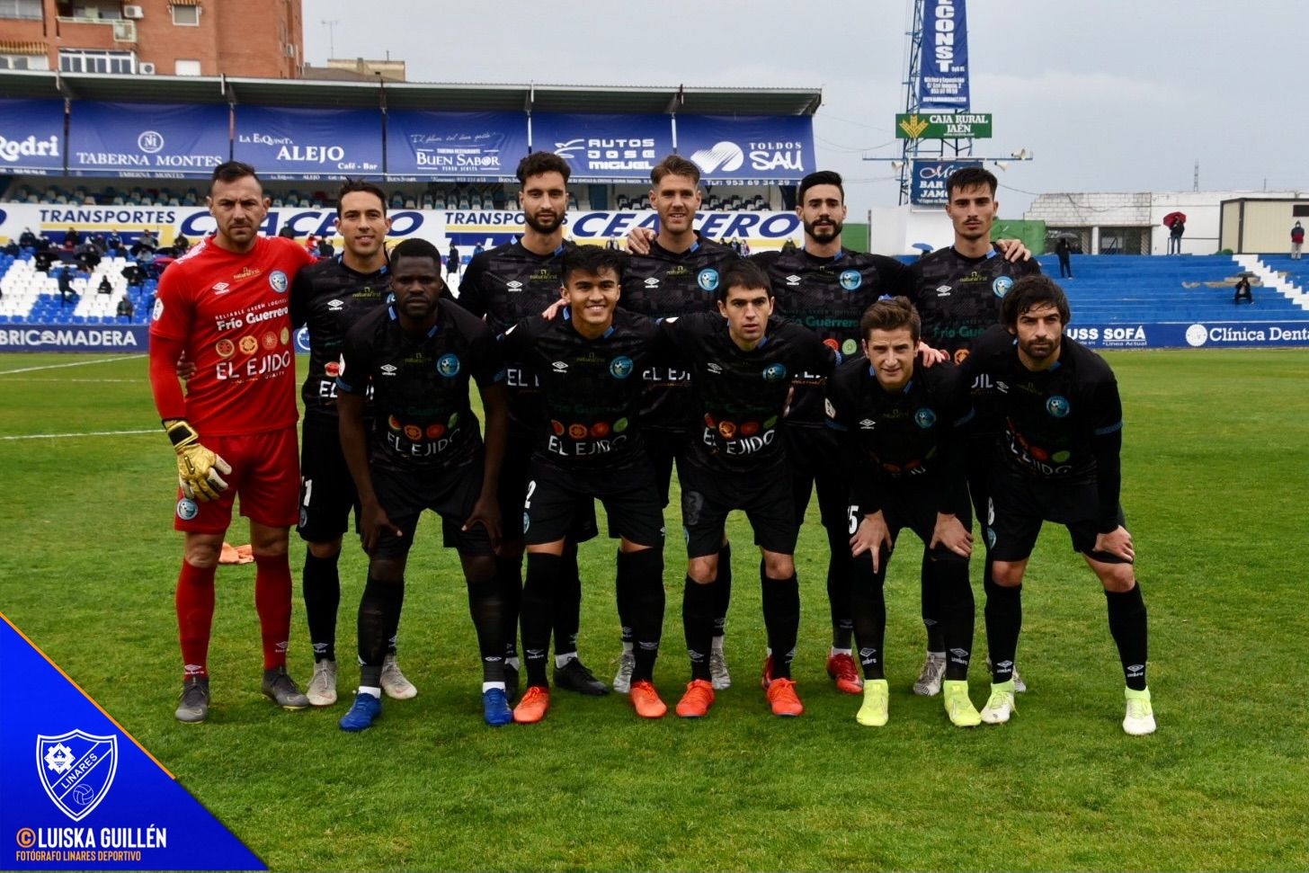 El CD El Ejido pierde en Linares y se la jugará frente al Córdoba
