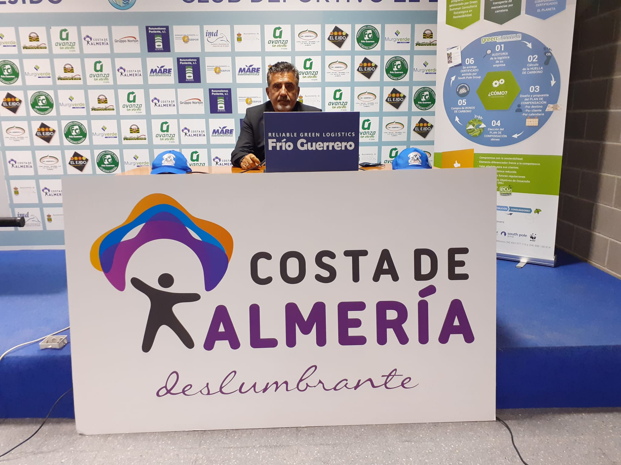 """Alejandro Bouza: """"queremos ser el club de todos los ejidenses"""""""