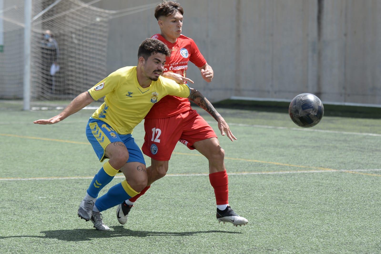 El CD El Ejido vence en Las Palmas y se acerca más a su objetivo (0-1)