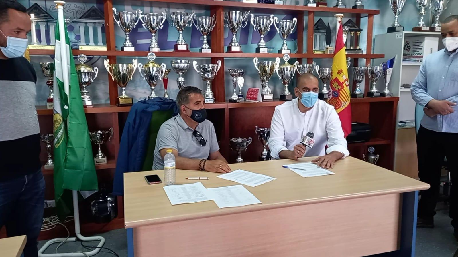 El CD El Ejido y las asociaciones culturales de musulmanes de El Ejido, unidas por el fútbol