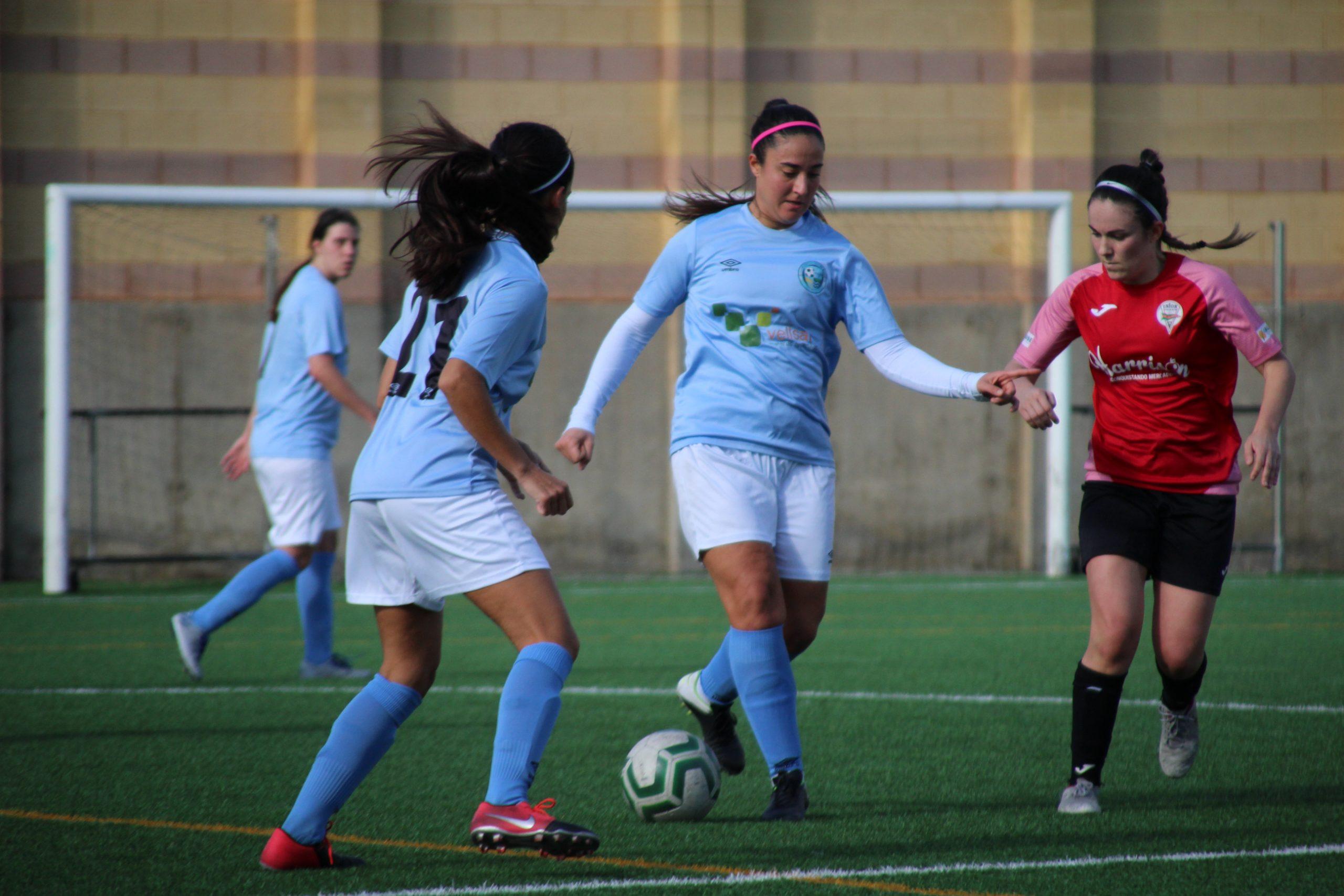 El Femenino del CD El Ejido arranca la Copa Federación