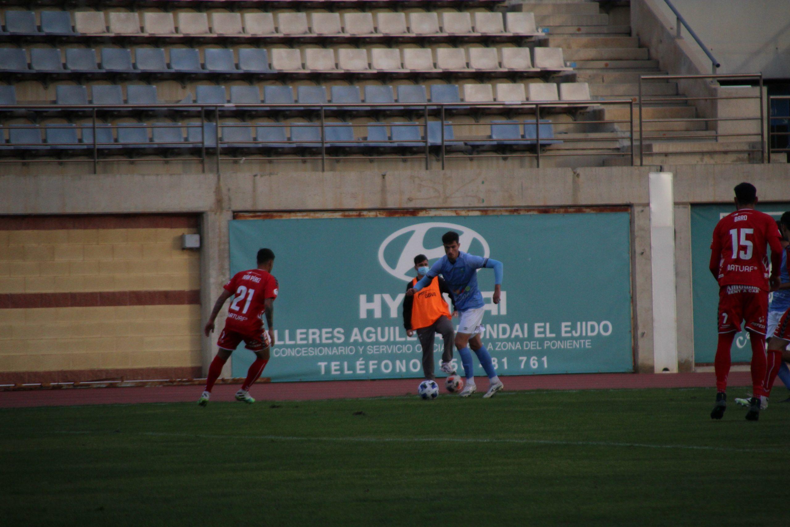 EL CD El Ejido arrancará la temporada en casa frente a Alzira