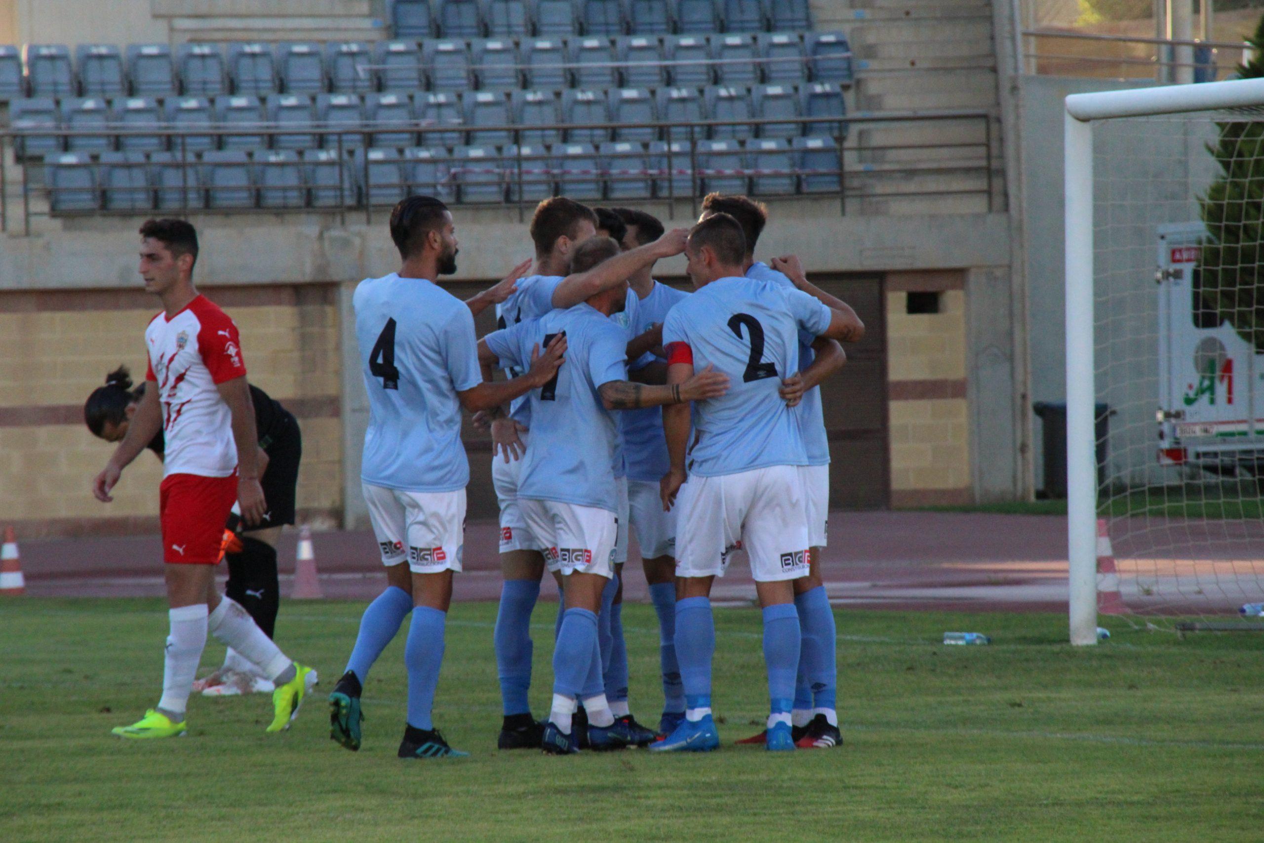 El CD El Ejido superó al Almería B y fortalece su preparación para la liga