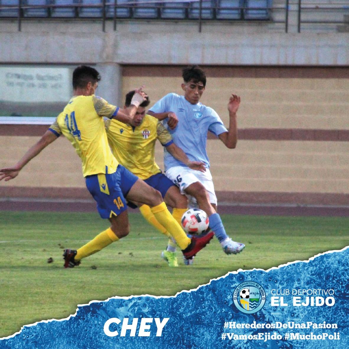 El canterano Chey arranca los aplausos de Santo Domingo en su debut con el primer equipo