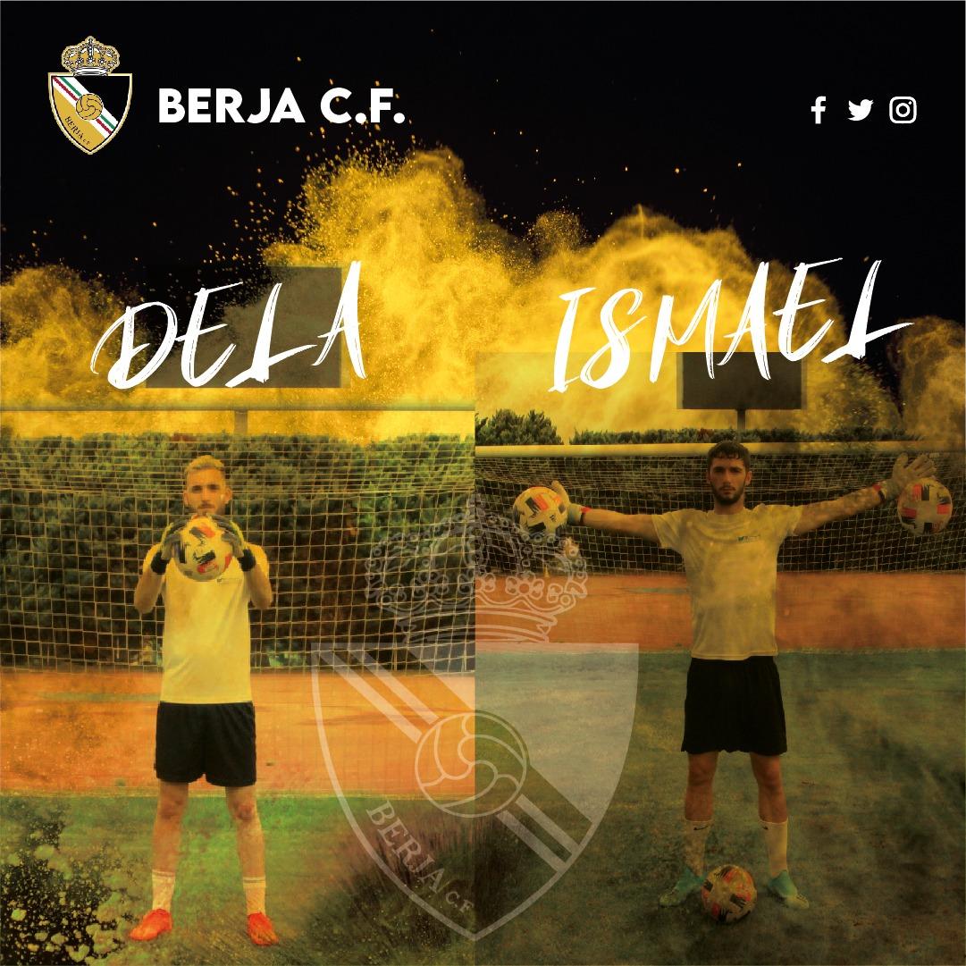 El Berja asegura su portería con la incorporación de Ismael y Dela
