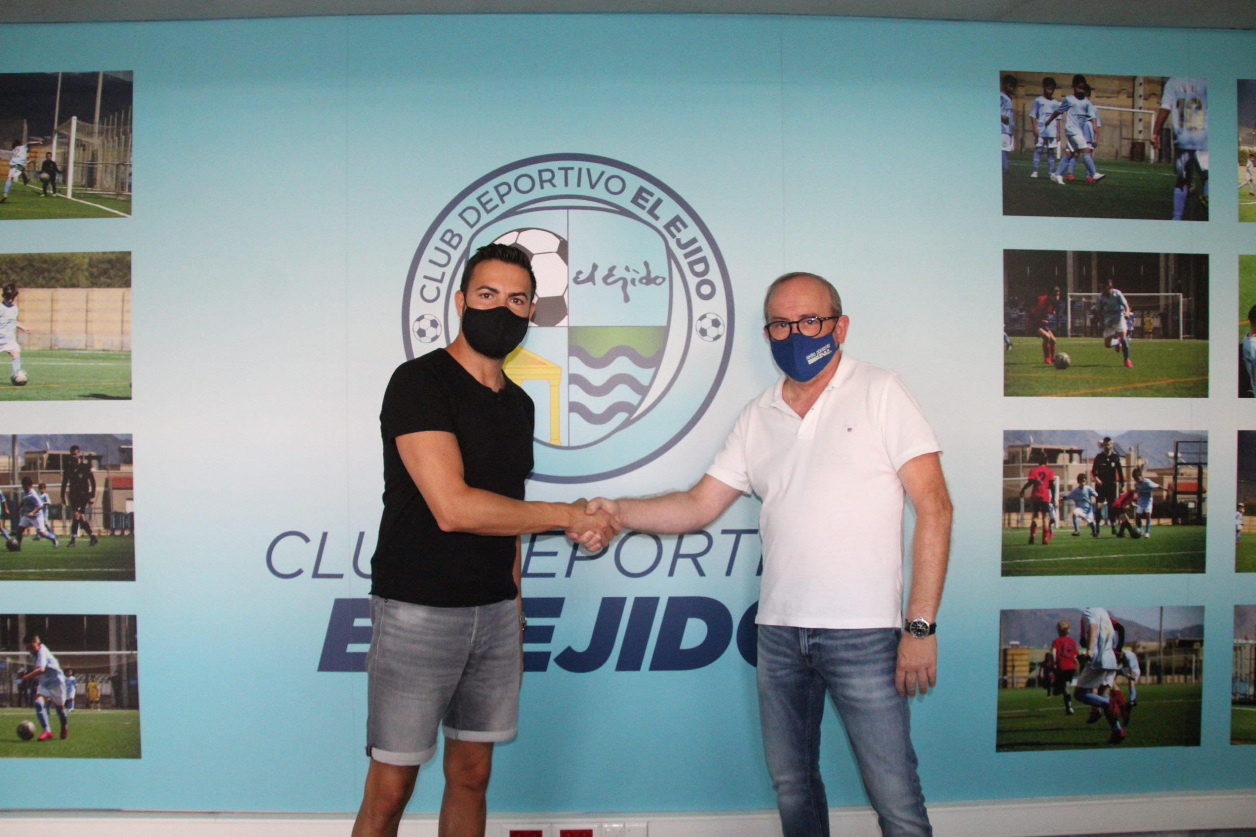 El CD El Ejido y Grupo Radio Poniente se unen en la promoción del fútbol