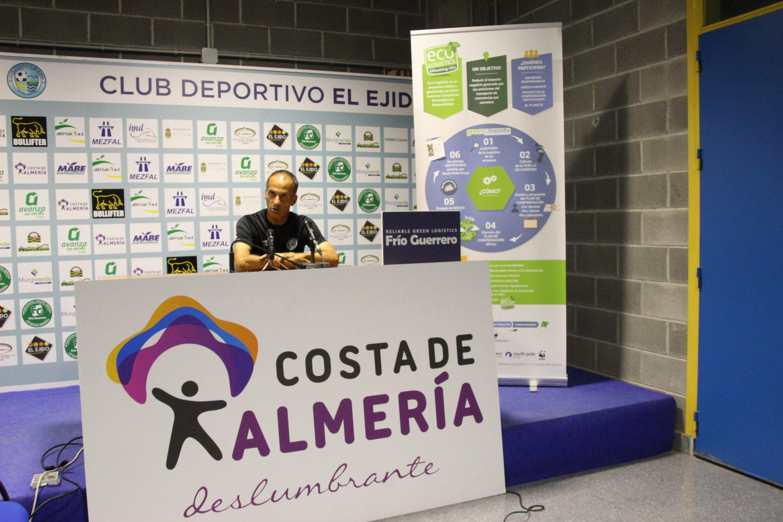 El Club Deportivo El Ejido, con la moral renovada, visita Socuéllamos con ansias de triunfar