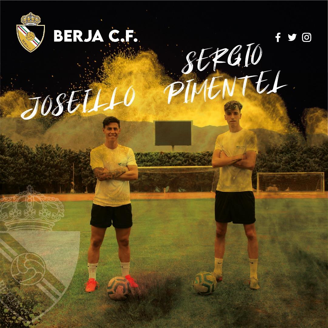 Joseíllo seguirá guiando el juego del Berja CF sobre el verde