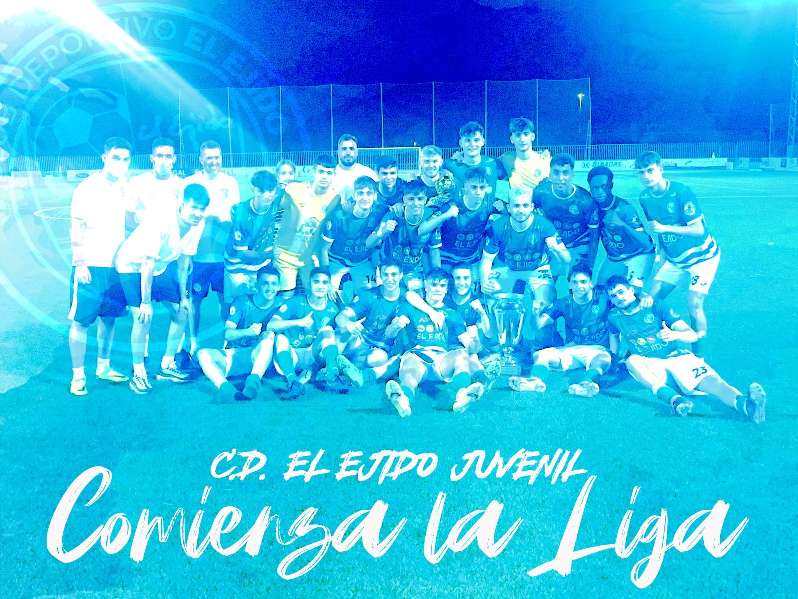 Campeonato de altura para el Juvenil del CD El Ejido
