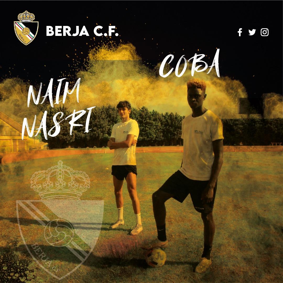 Desparpajo y olfato goleador para el Berja CF