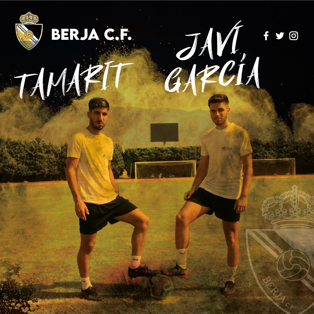 Tamarit y Javi García pondrán la magia en el centro del campo