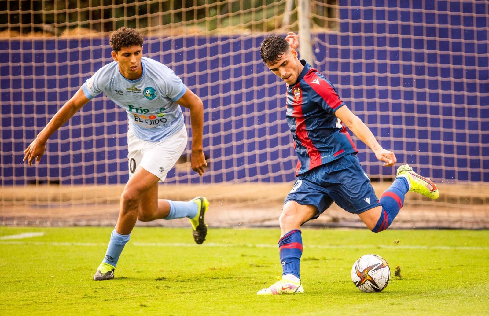 Zakaria debuta con el primer equipo ante el Atlético Levante