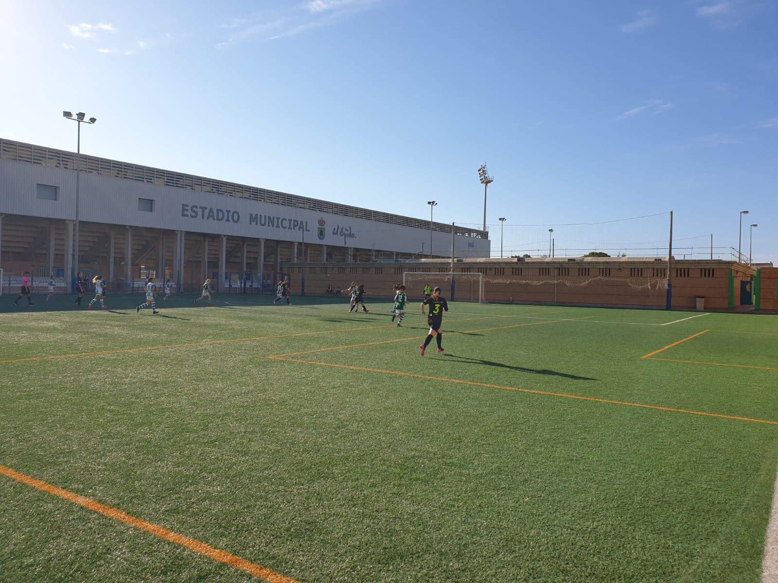 El Femenino cae ante la UD Almería